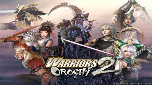 Warriors Orochi 2 (USA) (En,Fr) (v1.02)