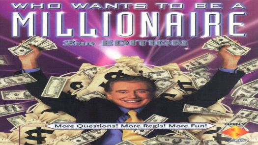 Who Wants To Be A Millionaire - 2nd Edition