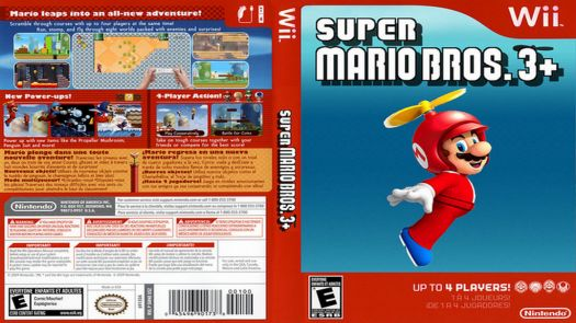 Super Mario Bros 3+(Plus)