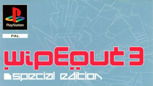WipEout 3 - Special Edition (E)