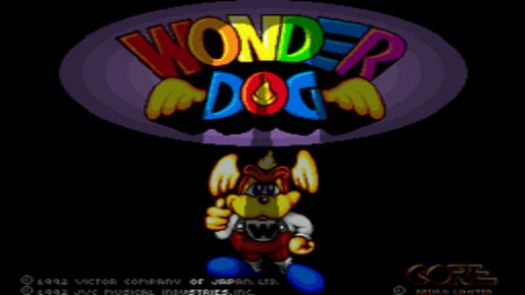 Wonder Dog (U)