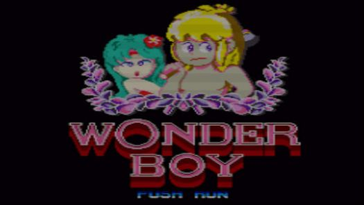 Wonderboy PCE (PD)