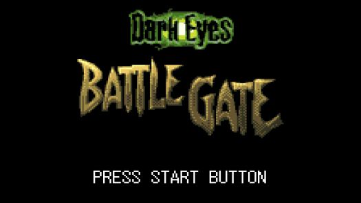 Dark Eyes - Battle Gate