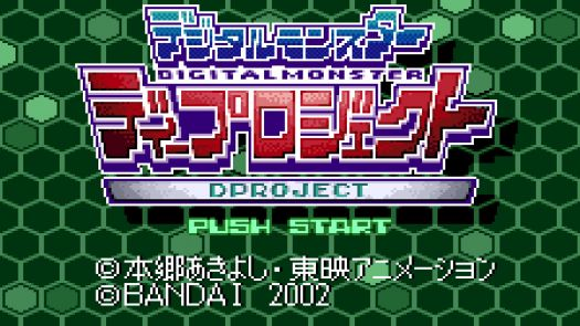 Digimon - Digital Monsters (A) [M]