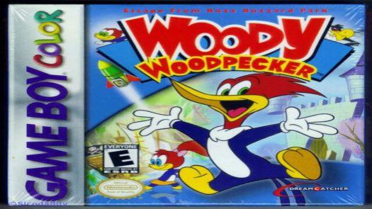 Woody Woodpecker (E)