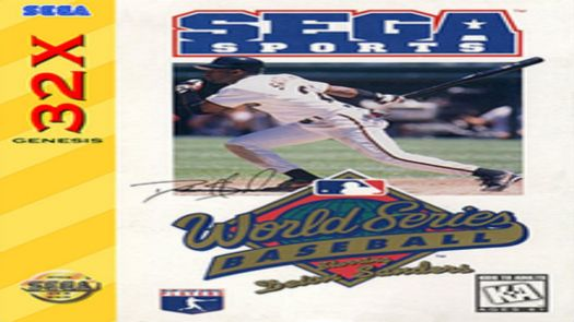 World Series Baseball 1995