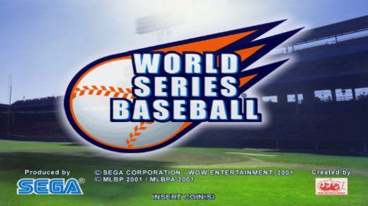 World Series Baseball ~ Super Major League