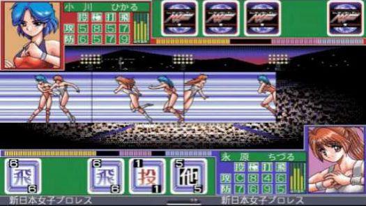 Wrestle Angels 3 (1994)(Great)(Disk 3 Of 6)(Disk C)