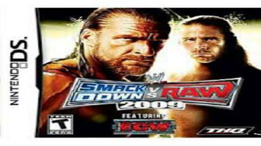 WWE SmackDown Vs Raw 2009 Featuring ECW (EU)