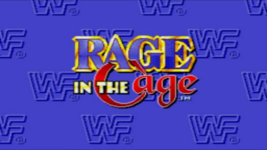 WWF Rage In The Cage (U)