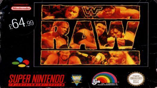 WWF Raw (EU)