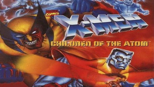 X-MEN - CHILDREN OF THE ATOM (EUROPE)