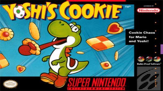 Yoshi's Cookie (E)