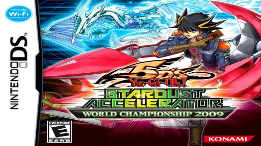 Yu-Gi-Oh! 5D's - Stardust Accelerator - World Championship 2009 (EU)