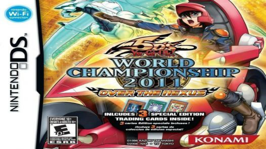 Yu-Gi-Oh! 5D's World Championship 2011 - Over The Nexus (EU)