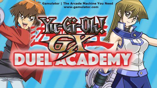 Yu-Gi-Oh! GX - Duel Academy (EU)