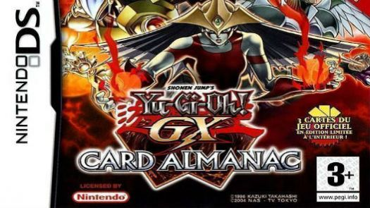Yu-Gi-Oh! Duel Monsters GX Card Almanac (J)(Independent)