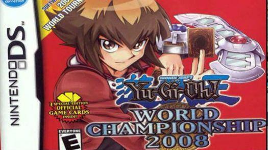 Yu-Gi-Oh! Duel Monsters - World Championship 2008 (J)(6rz)