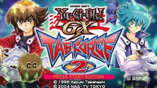 Yu-Gi-Oh! GX - Tag Force 2 (Europe)