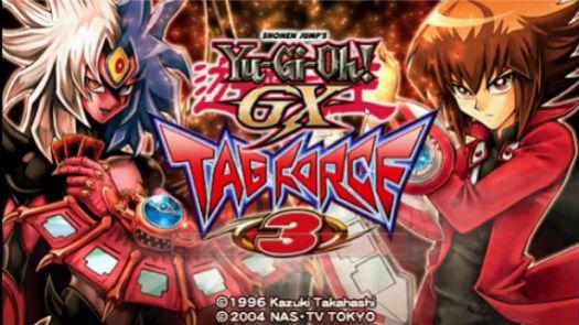 Yu-Gi-Oh GX - Tag Force 3 (E)