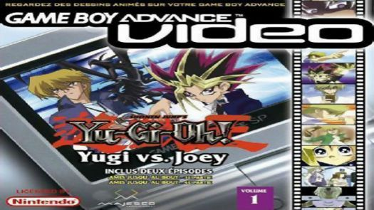 Yu-Gi-Oh! - Yugi Vs. Joey - Volume 1