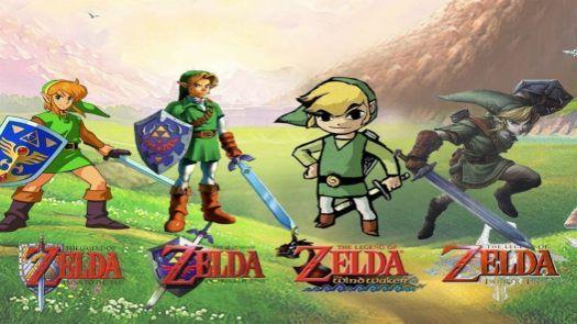 Zelda's Embrace - A New Legend (Zelda Hack)