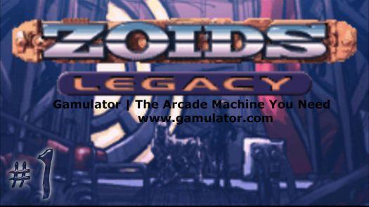 Zoids - Legacy