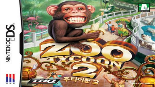 Zoo Tycoon 2 DS (E)