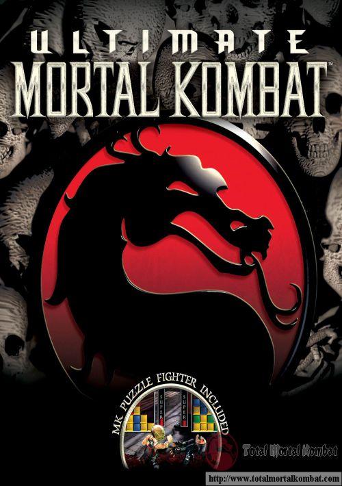 ultimate mortal kombat (eu) rom free download for nds