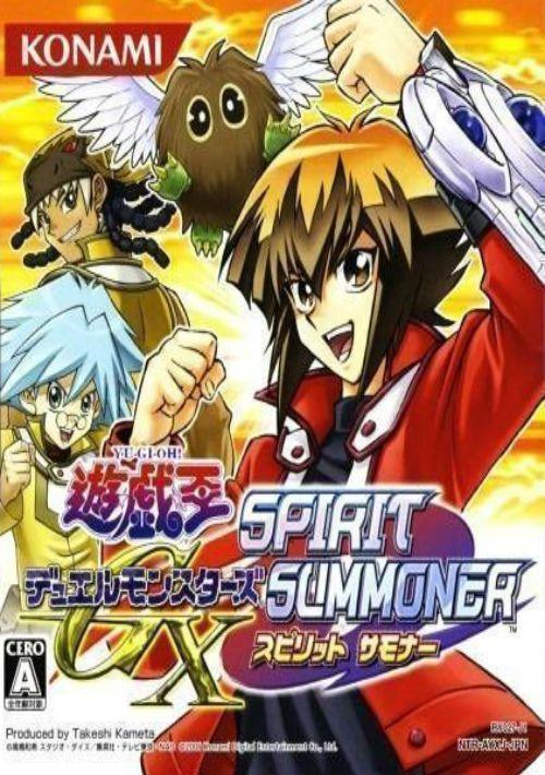 yugioh gx  spirit summoner j rom free download for